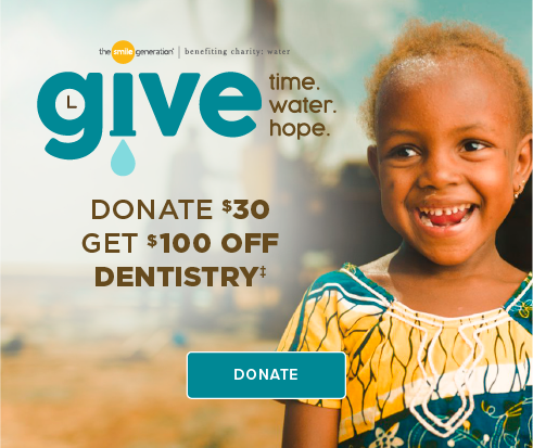 Donate $30, Get $100 Off Dentistry - Silverdale Smiles Dentistry